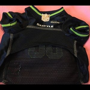 NFL Other - New Seahawks Dog Pet Jersey-00 Size Small 🏈🏈
